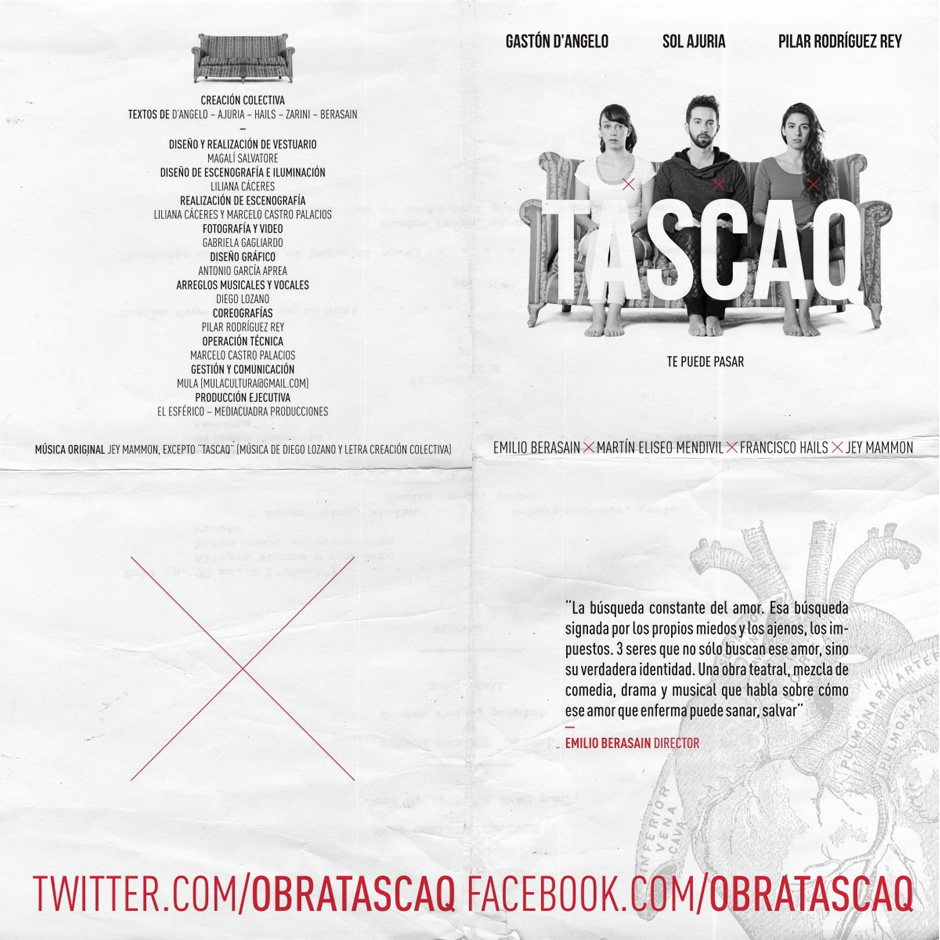 Proyecto: tascaq, te puede pasar